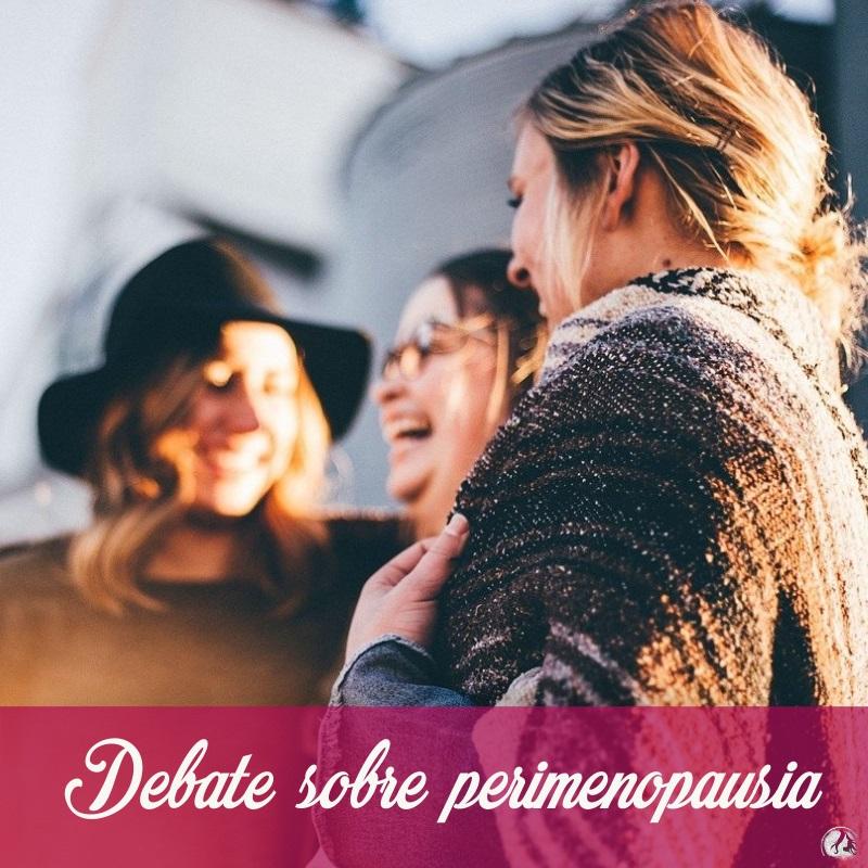 Debate sobre perimenopausia